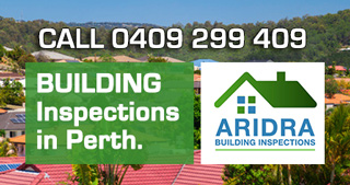 Building Inspections, Perth